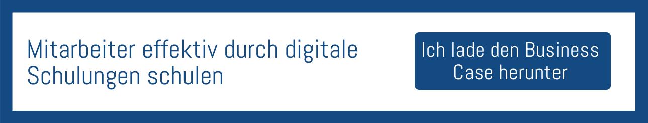 Mitarbeiter effektiv durch digitale Schulungen schulen