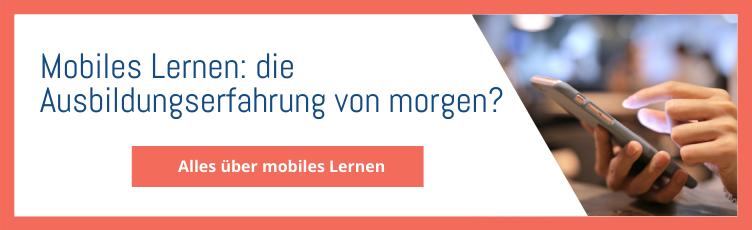 CTA mobile leanring grand (DE)